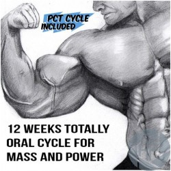 JUST ORALS CYCLE - MASS + POWER