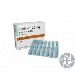 Xenical 120 mg 42 Capsules